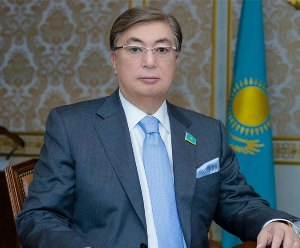 Message of the President of the RK<br />to the people of Kazakhstan